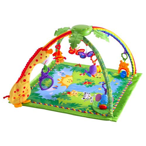 Mattel Hracia deka Fisher-Price rozmer 80 x 80 cm