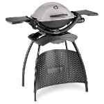 Plynový gril Q 1200 Stand Weber