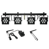 Set LED KLS-2500 + transmitter + receiver