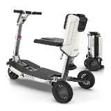 ATTO Mobility Scooter White (With Battery)